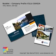 Company Profile Villa Grasia